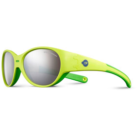 Julbo Puzzle Spectron 4 Sunglasses 3-5Y Kids green/green-gray flash silver